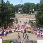 Боевики ДНР пообещали вернуться в Славянск