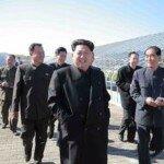 Ким Чен Ын везде ездит с персональным туалетом