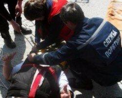 На Полтавщине мужчина покалечился, упав в яму для зерна