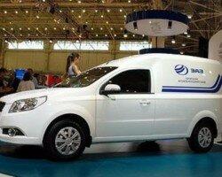 АвтоЗАЗ начинает выпускать абсолютно новую модель