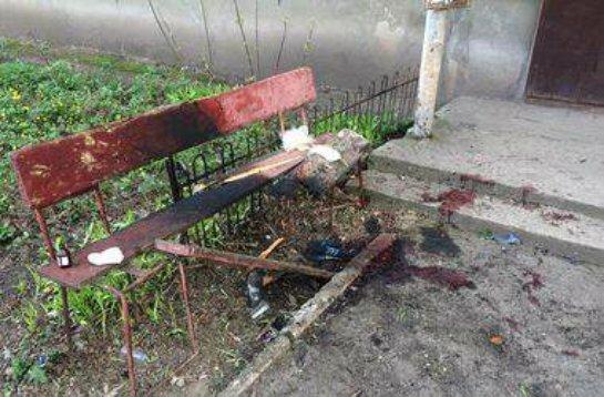 В Алчевске пьяные сепаратисты подорвали себя гранатой
